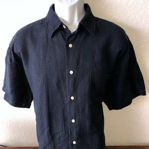 Náutica Men's Shirt Short Sleeve Size XXL